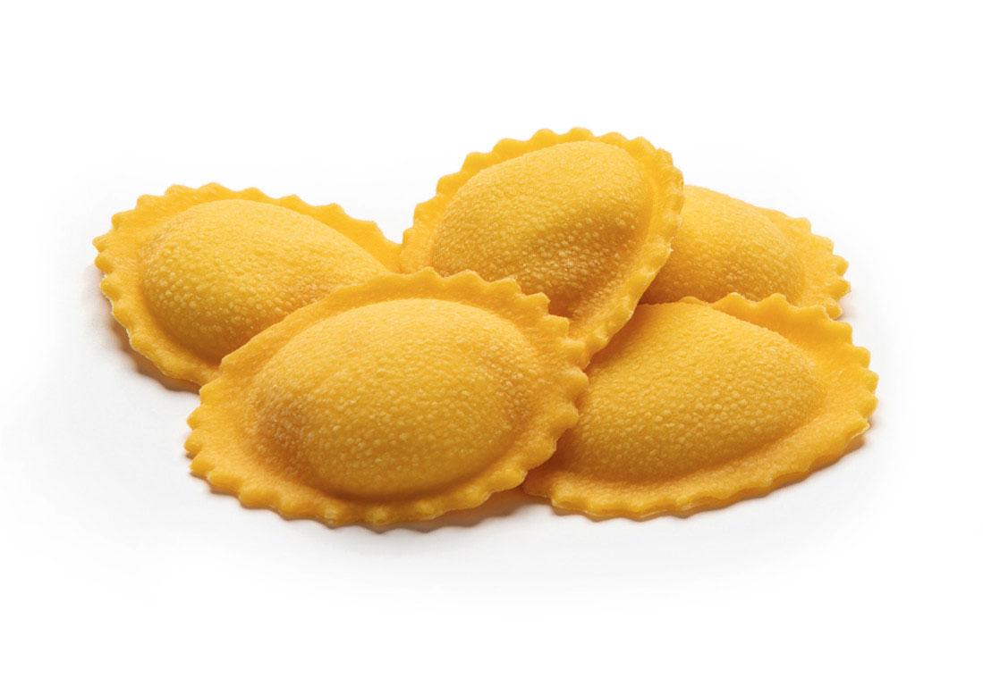 Agnolotti ai 4 formaggi