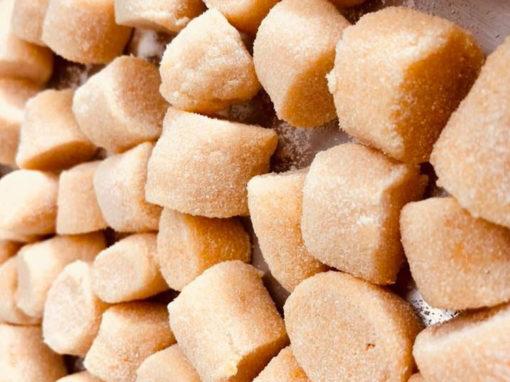 Gnocchi di patate di zucca fresca