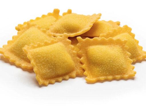 Ravioli di zucca e formaggio