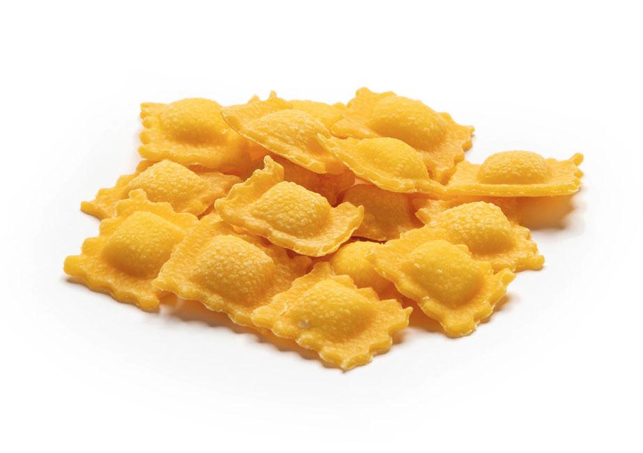 Raviolini ai 4 formaggi
