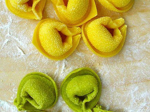 Tortelloni di formaggio